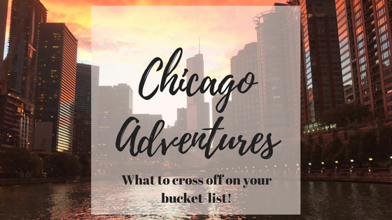 My Chicago Adventure