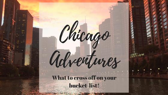 My Chicago Adventure